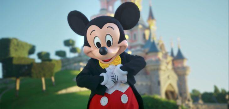 Fond – Disney Welcome 01