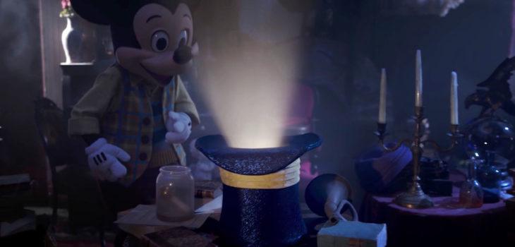 Vignette – Mickey et le magicien 01 bis